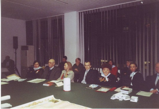Круглый стол в Берлине 2005