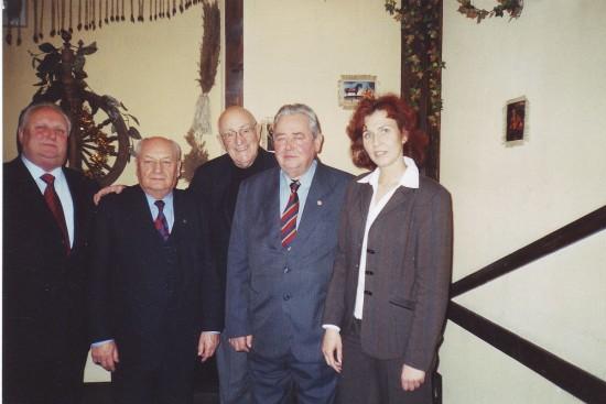 2004 р. Польська делегація у Києві