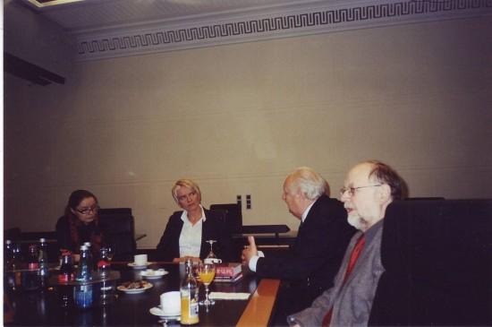 Міжнародна діяльність УСВЖН, Берлін, 2009 р.