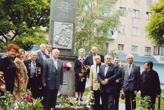 Вшанування пам'яті у Могильові Подільскому
