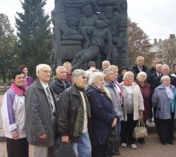 Вшанування пам'яті жертв Корюківської трагедії