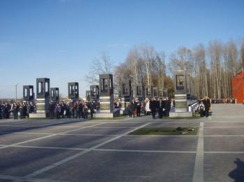 Мемориальный комплекс «Хацунь»