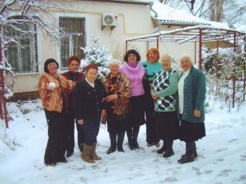 Встреча Нового года в Доме Хайдельберга
