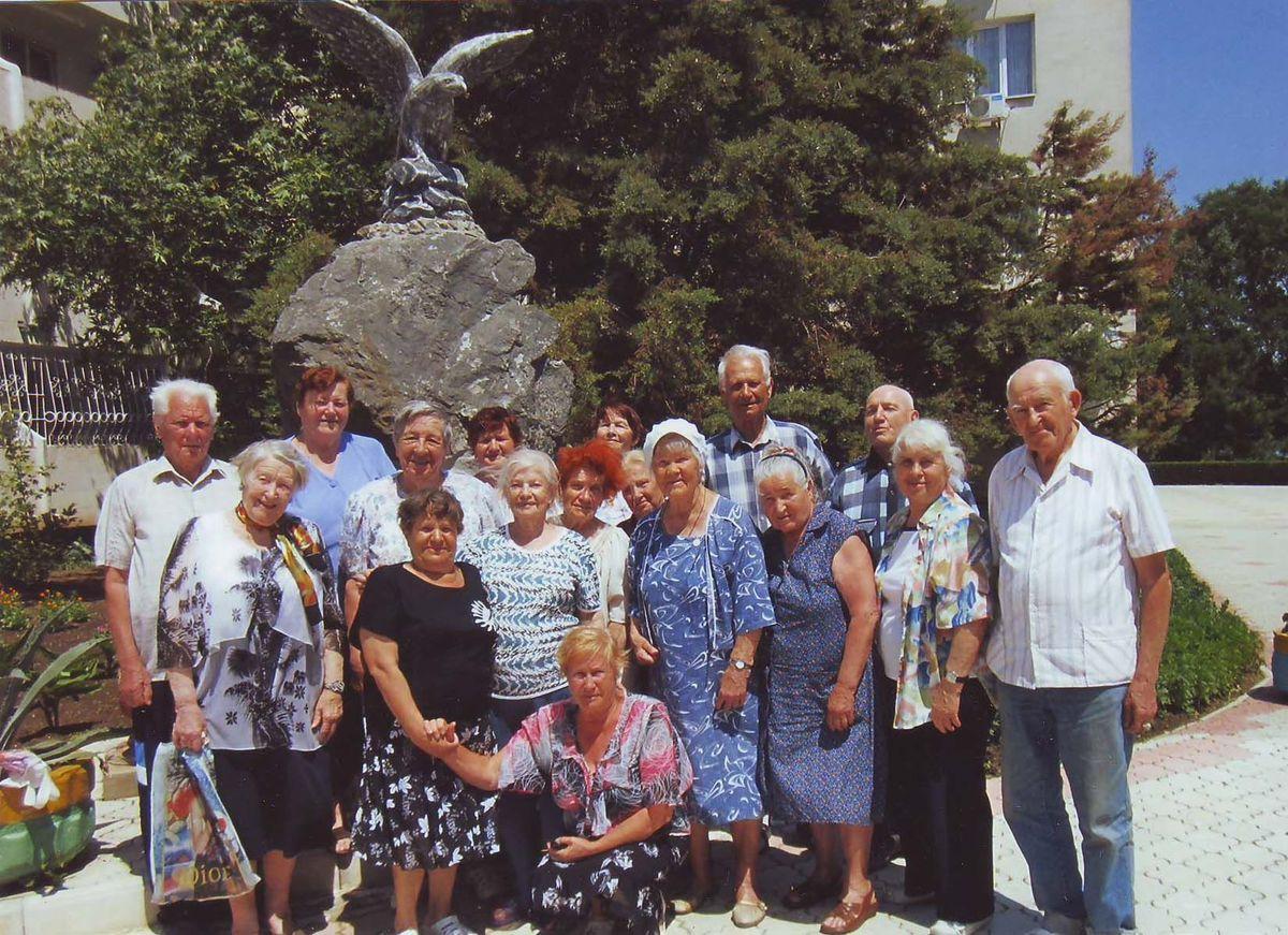 Санаторий «Орен-Крым». Фото Марины Кобус