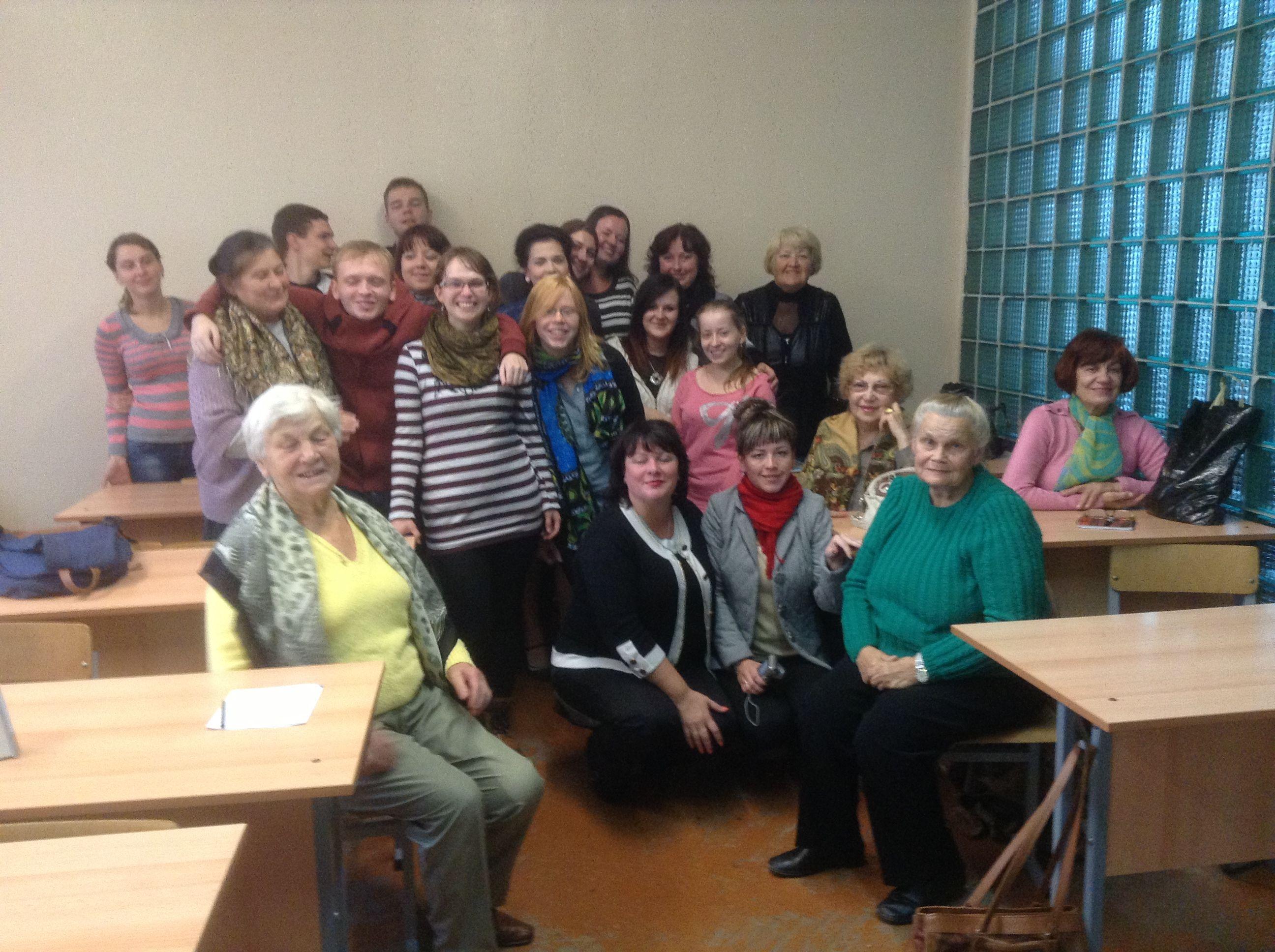 Шесть незабываемых дней в Минске