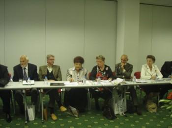 Европейский Конгресс изгнанников  и беженцев  1920 -1945 годов в действии