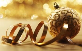 Вітання з наступаючим Новим роком та Різдвом Хрестовим!