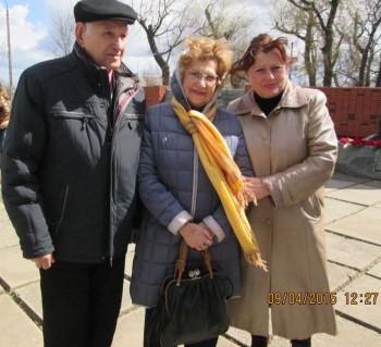Фото з обласних відділень Спілки
