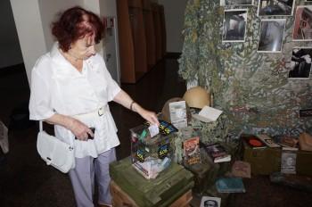 Представники УСВЖН також поповнили волонтерську скарбничку «Армії SOS»