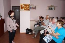 Людмила Миколаївна Тарасенко-Залевська пригадує, якими були перші дні окупації в Києві
