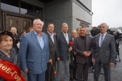 Голова УСВЖН Маркіян Демидов серед почесних учасників свята
