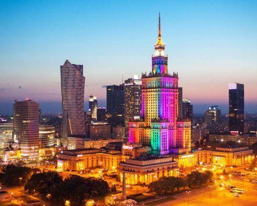 Передріздвяна Варшава