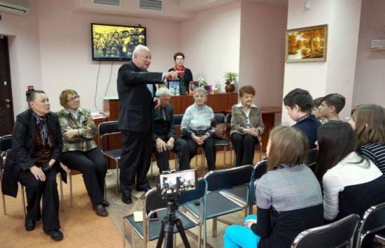 Голова УСВЖН Маркіян Дмитрович Демидов розповідає, з якими проблемами зустрічалися колишні малолітні в'язні після завершення Другої світової війни і повернення на батьківщину.