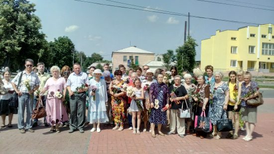 Поездка в Корюковку