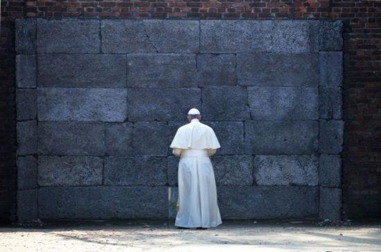 Визит Папы Римского Франциска в Аушвиц-Биркенау (Освенцим)